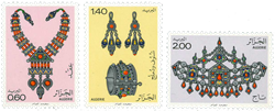 Algeriet - YT 724-26 - Postfrisk