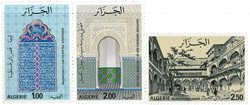 Algérie - YT 631-33 - Neuf