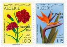 Algérie - YT 590-91 - Neuf