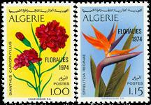 Algeriet - YT 590-91 - Postfrisk