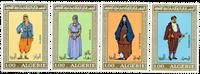 Algérie - YT 606-09 - Neuf