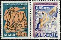 Algeriet - YT 501-02 - Postfrisk