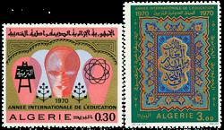 Algeriet - YT 525-26 - Postfrisk