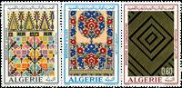 Algeria - YT 563-65 - Mint