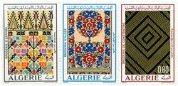 Algeriet - YT 563-65 - Postfrisk