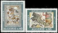 Algeriet - YT 479-80 - Postfrisk