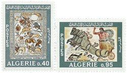 Algérie - YT 479-80 - Neuf