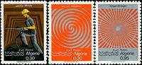 Algeriet - YT 481-83 - Postfrisk