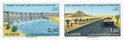 Algeriet - YT 488-89 - Postfrisk