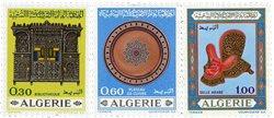 Algérie - YT 495-97 - Neuf