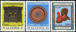 Algeriet - YT 495-97 - Postfrisk