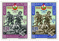 Algeriet - YT 428-29 - Postfrisk