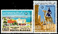 Algeriet - YT 444-45 - Postfrisk