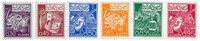 Algeriet - YT 389-99 - Postfrisk