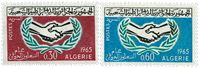 Algeriet - YT 407-08 - Postfrisk