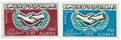 Algérie - YT 407-08 - Neuf