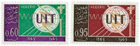 Algeriet - YT 409-10 - Postfrisk