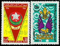 Algeriet - YT 426-27 - Postfrisk