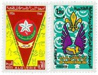 Algérie - YT 426-27 - Neuf
