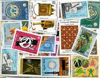 Tunisie/Maroc/Algérie - Lot de doublons neufs