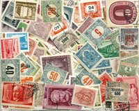 Hongrie - Lot de doublons