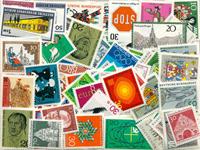 West Germany - Duplicate lot mint