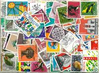 Suisse - 500 différents