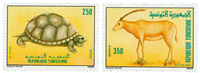 Tunesien -  YT  1131-32 - Postfrisk