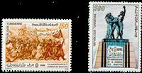 Tunesien -  YT  1107-08 - Postfrisk