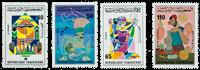 Tunesia -  YT  829-32 - Mint
