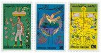 Tunisie -  YT  871-73 - Neuf