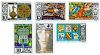 Tunisie -  YT  794-99 - Neuf