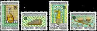 Tunisie -  YT  671-74 - Neuf