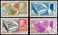 Tunesien -  YT  616-19 - Postfrisk