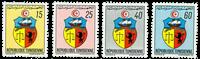 Tunesia -  YT  666-69 - Mint