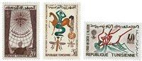 Tunisie -  YT  545-47 - Neuf