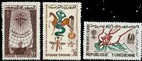 Tunesia -  YT  545-47 - Mint