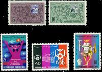 Tunesien -  YT  600-04 - Postfrisk