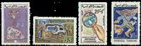 Tunesien -  YT  533-36 - Postfrisk