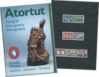 Groenland pochette ethnographie