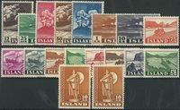 Islande 1945-50