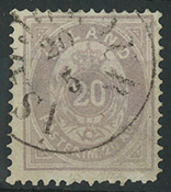 Islande 1875 - AFA no 10