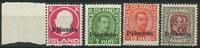 Island 1922-36 - Tjenestemærker