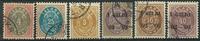 Islande 1899-1902 - Obl.