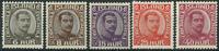 Islande 1920-22 - 5 Neuf Chr. X