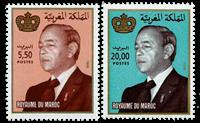 Marocco - YT 1192-93 - Mint
