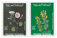 Marocco - YT 1177-78 - Mint