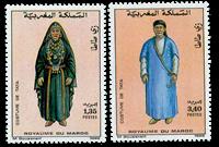 Marokko - YT 1122-23 - Postfrisk