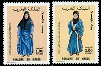 Marocco - YT 1035-36 - Mint