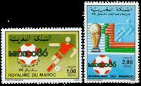 Marocco - YT 1005-06 - Mint